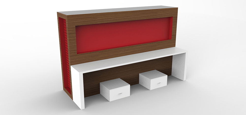 Custom Retail Furniture